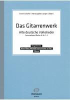 Alte deutsche Volkslieder