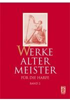 Werke alter Meister für die Harfe, Band 2