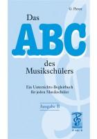 Das ABC des Musikschülers Ausgabe B