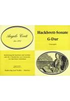 Hackbrett-Sonate G-Dur