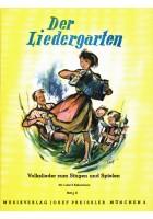 Der Liedergarten, Band 1
