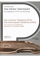 Das Löwener Tanzbuch (1571) - Das Antwerpener Tanz