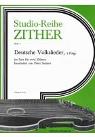 Studio-Reihe Zither 4