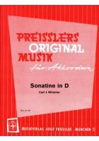 Sonatine in D