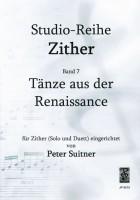 Studio-Reihe Zither 7