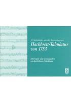 15 Solostücke aus der Kopenhagener Hackbrett-Tabul