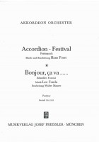 Accordion Festival / Bonjour, cava