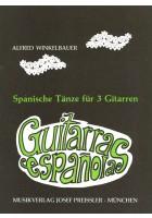 Guitarras espanolas