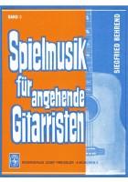 Spielmusik für angehende Gitarristen, Band 3