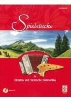 Spielstücke für Okarina und Steirische Harmonika