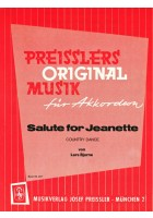 Salute for Jeanette