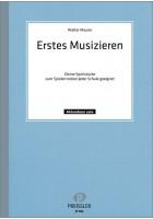 Erstes Musizieren