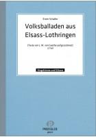 Volksballaden aus Elsaß-Lothringen, 2. Teil