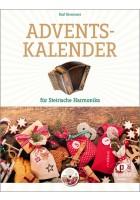 Adventskalender für Steirische Harmonika