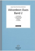 Akkordeon-Duos, Band 2