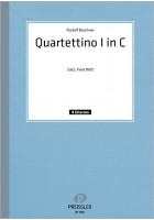 Quartettino I in C