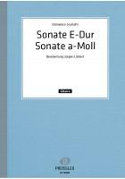 Sonate E-Dur (K 20)/ Sonate a-Moll (K 54)