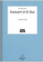 Konzert in D-Dur F XII/15