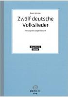 Zwölf deutsche Volkslieder