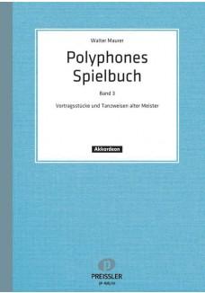 Polyphones Spielbuch, Band 3