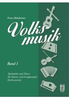 Volksmusik, Heft 1