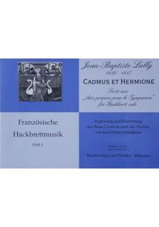 Cadmus et Hermione