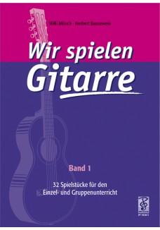 Wir spielen Gitarre, Band 1