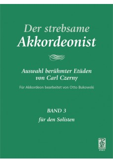 Der strebsame Akkordeonist, Band 3
