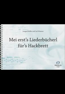 Mei' erst's Liederbücherl für 's Hackbrett