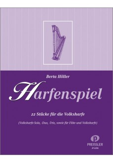 Harfenspiel