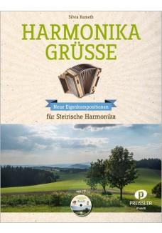 Harmonika Grüsse